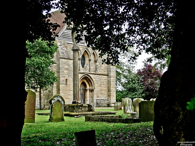 St. Leonards Church Kirkstead Lincolnshire