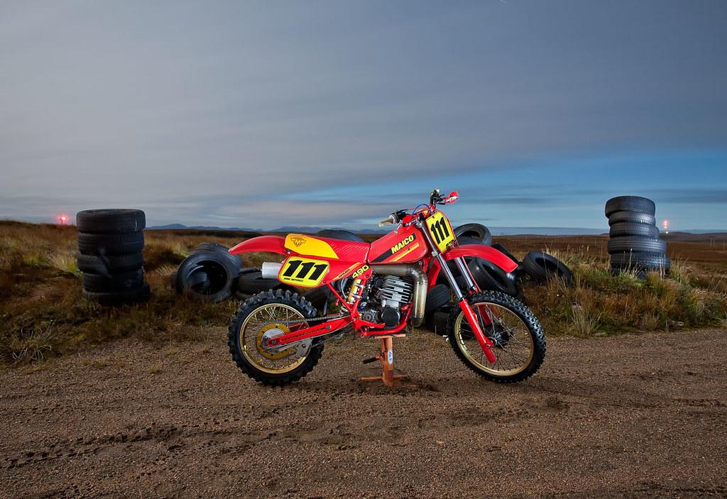 Maico | Classic motocross bike: 1983 Maico 490 Spider  Owned