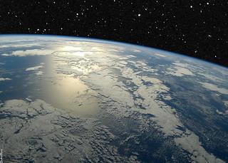 Earth Horizon | by DonkeyHotey