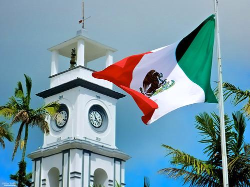 Fiestas Patrias en Cuetzalan (1)