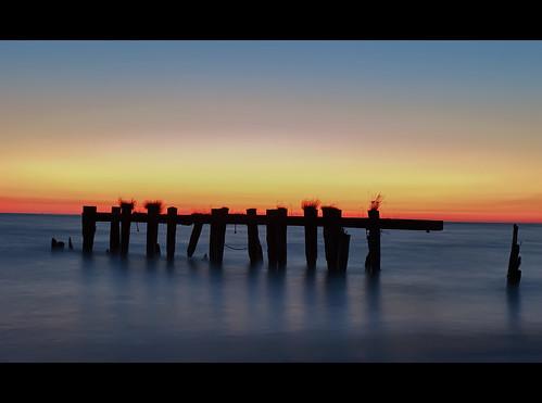 bw ontario water sunrise point landscape nikon long exposure hamilton conservation area nik nikkor posts 50 winona 2470mmf28 colorefexpro nd110 d700 hdrefexpro