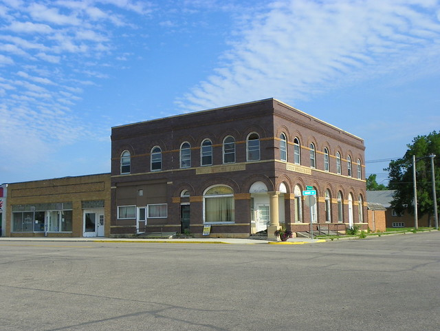 Old Union State Bank - For Sale