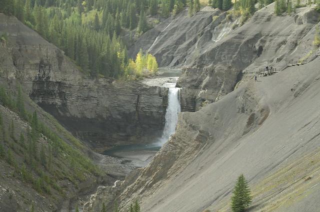 Ram Falls, Alberta Summer 2011