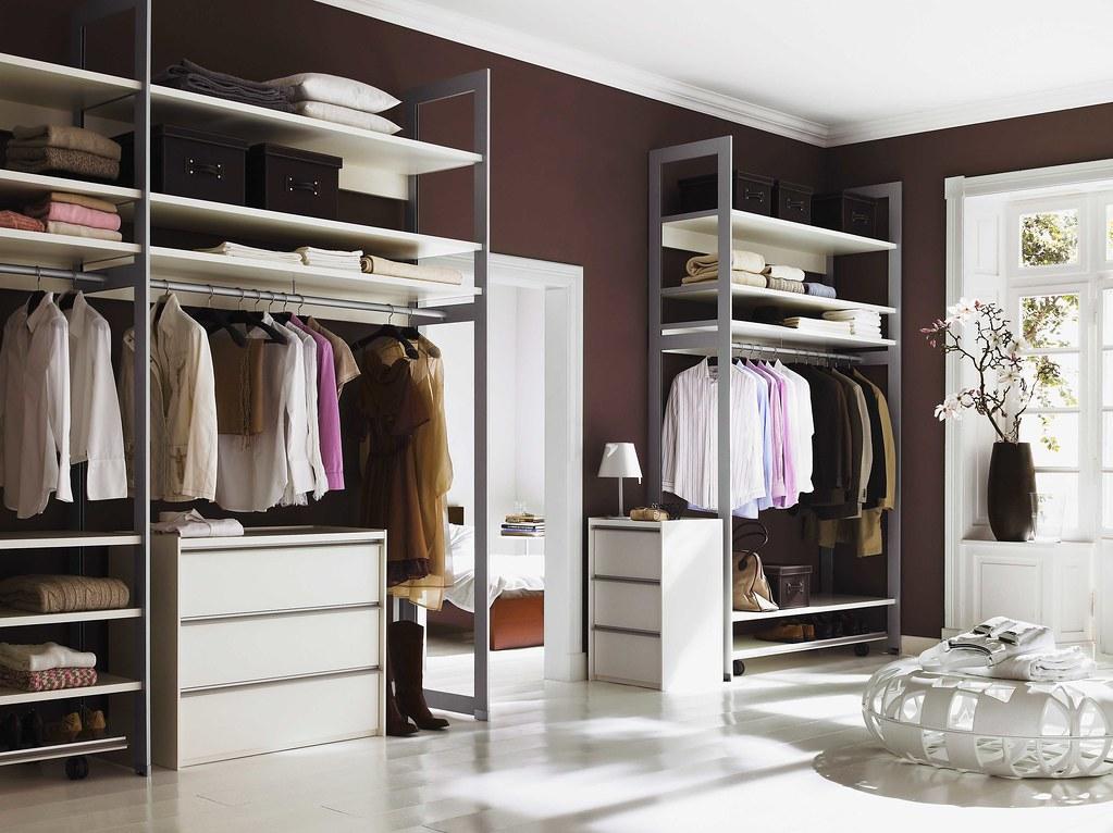 خزانة ملابس مفتوحة الخزائن المبتكرة Www Creative Wardrob Flickr