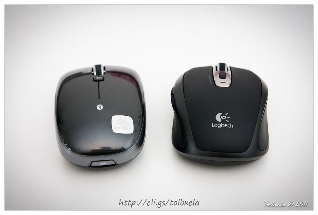 Logitech M555b vs  Anywhere MX | Logitech Anywhere MX vs  Lo… | Flickr