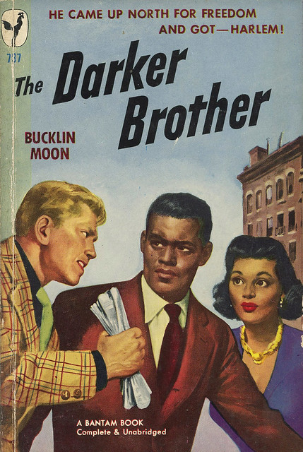 Bantam Books 737 - Bucklin Moon - The Darker Brother