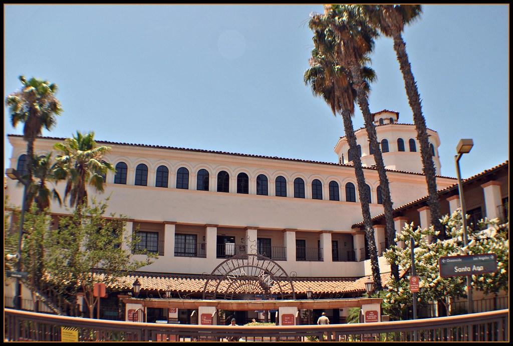 Santa Ana Amtrak Station California | One of the places i vi… | Flickr