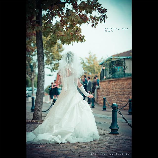 Wedding Day (waiting...) | Elodie