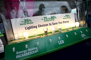Energy Efficient Lighting Options | by Dept of Energy Solar Decathlon