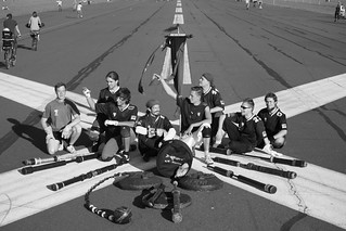 Team Falco jugger, Saisonende   by Jugger e. V. Berlin