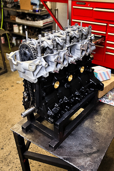 My Rebuilt 22RE Long Block | This is the aftermath of my 22R