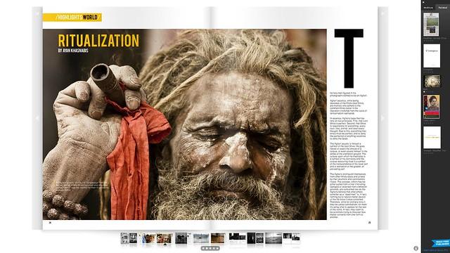Published | Hyde Park Photography Magazine