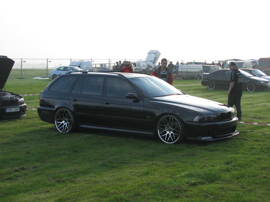 Bmw 540i Touring E39 Nakhon100 Flickr