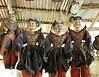 Barmské loutky, foto: Milena Weberová