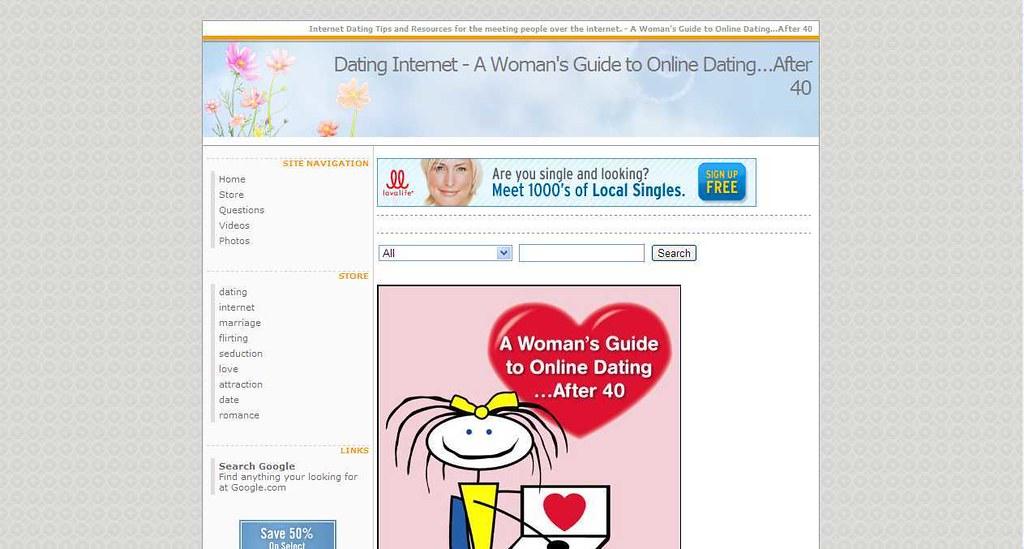 Dating seiten im internet