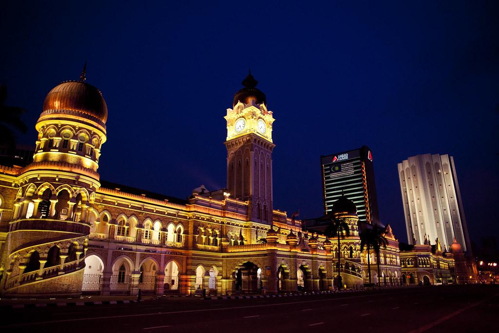 Bangunan Sultan Abdul Samad Sultan Abdul Samad Building Flickr