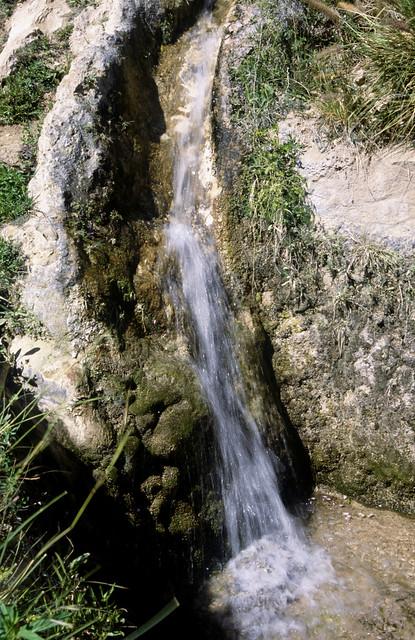 Falaj above Wakhan Ghubrah Bowl Oman