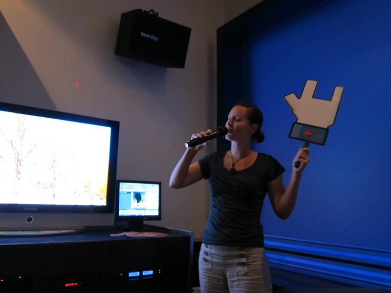 karaoke!