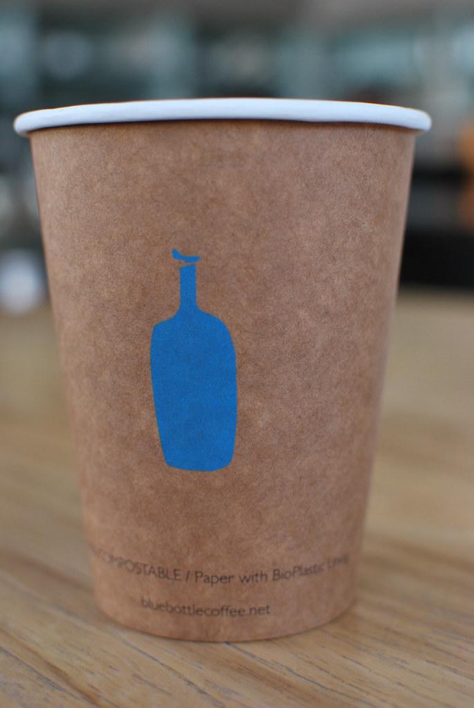 Blue Bottle Coffee Cup