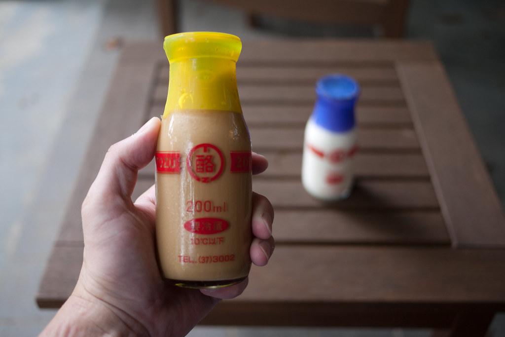 コーヒー牛乳 2011/09/11 P1080081