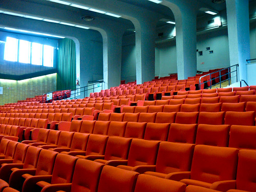 Auditorium Zanon, Udine | Our Theatres | Arcadia ...