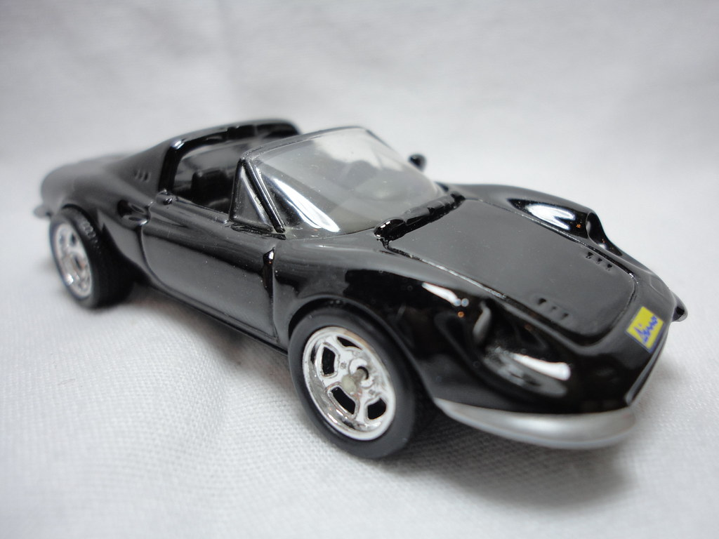 Hot Wheels Ferrari Dino 246 Gts 3 Pack Limited Edition Bru Flickr