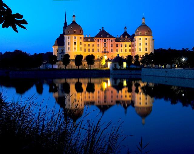 Castle Moritzburg, Germany