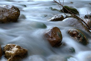 Rocks and water as silk | by superman_ha_muerto