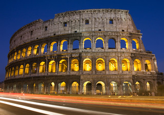 Rome Colosseum at night | by San Diego Shooter