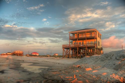 travel beach colors sunrise nikon alabama hdr gulfcoast dauphinisland d300 cloudssky