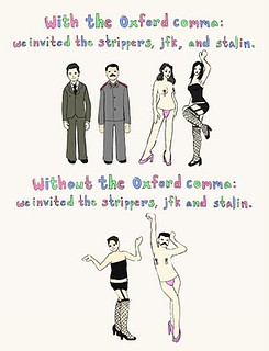 jfk, stalin, and stripers oxford comma   by DougStephensAwesome