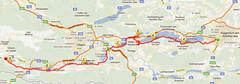 Day 1. Klagenfurt - Feistritz an der Gail