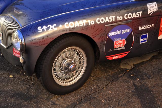 Coast to Coast Healey 2
