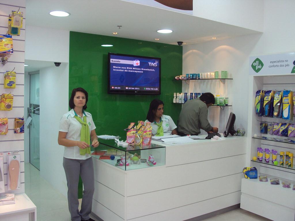 d62b24c27 Nova e Moderna loja da All Pé - Dr. Scholl`s | Shopping Tambia | Flickr