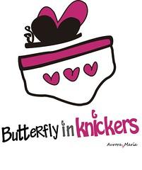 Butterfly in Knickers
