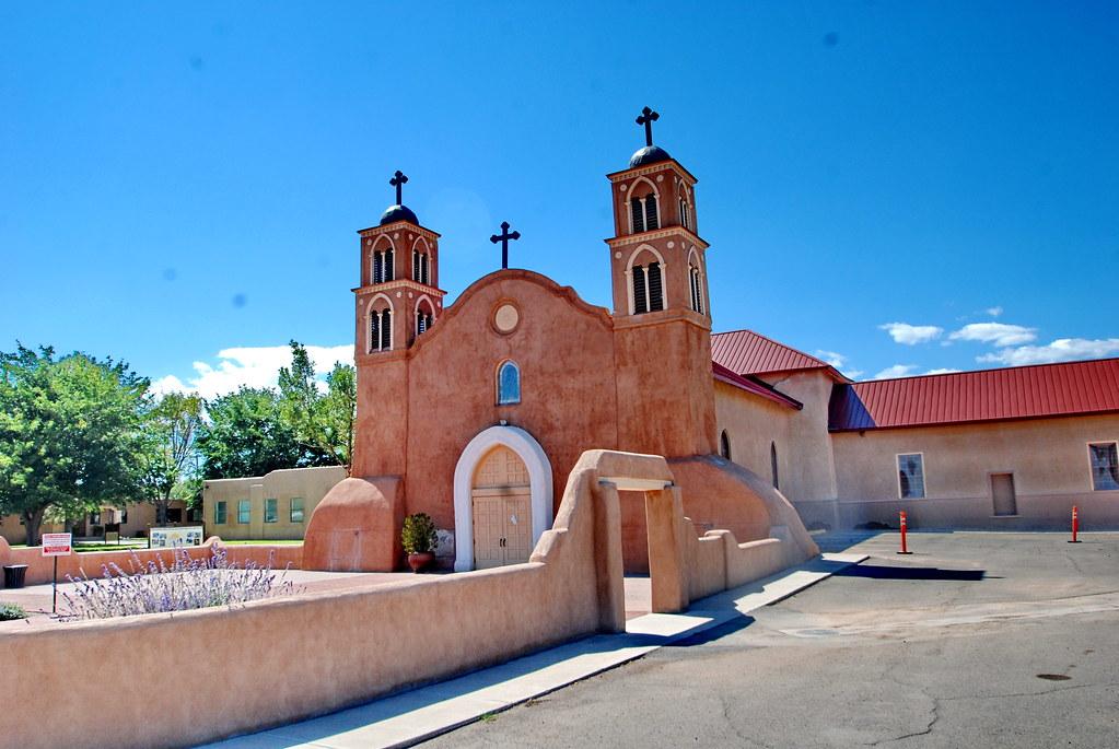 Old San Miguel Mission, Socorro, NM est.1598 | San Miguel de… | Flickr