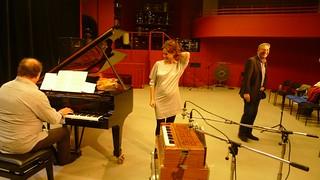 Kenneth Karlsson, Elisabeth Holmertz and Peter Lindroth