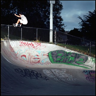 Eric Reichwein, 50-50 Pull In at Potrero | by Splieslife