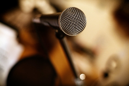Microphone | by lincolnblues