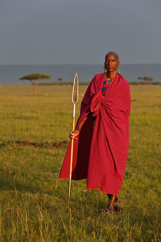 Image: The Maasai