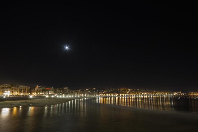 Donostia-Playa de la Concha