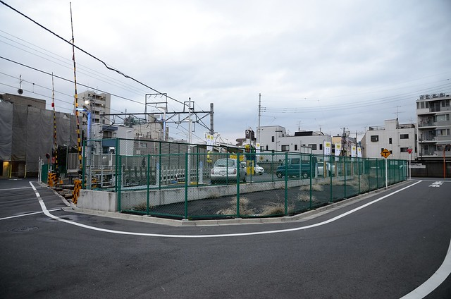 New Eastern End of Togoshi-koen Station