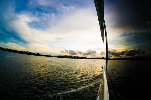 Sunset Cruise to the Magic Kingdom | by blazerowner