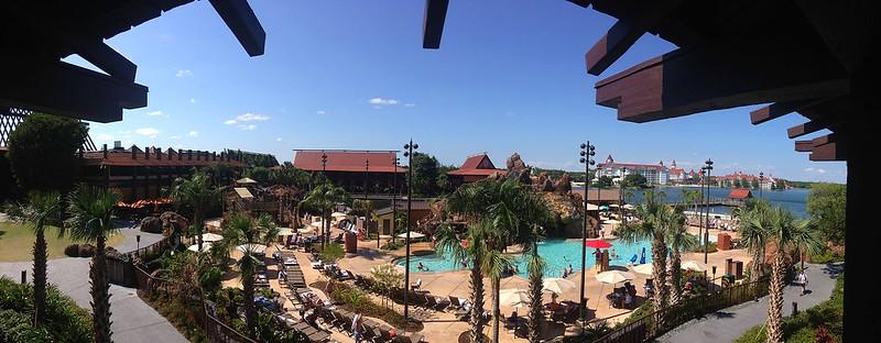 Resort Room View