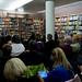 Massimo Carlotto con 'Per tutto l'oro del mondo' alla libreria Rinascita di Empoli, via Ridolfi. Giovedì 12 Novembre 2015.