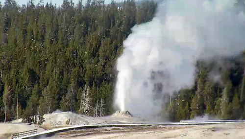 Lion Geyser eruption (1:39 to 1:43 PM, 8 November 2015) 1 | by James St. John