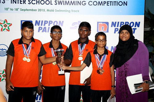 Nippon Paint 13th Inter School Swimming Competition 2015 434 | by MDVswim