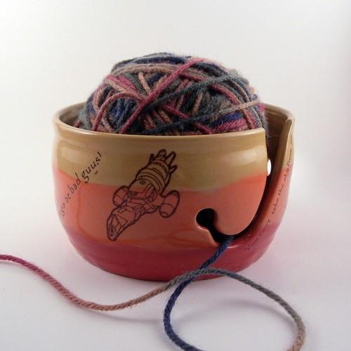 Jayne's Hat Yarn bowl | by Gryphonwyck