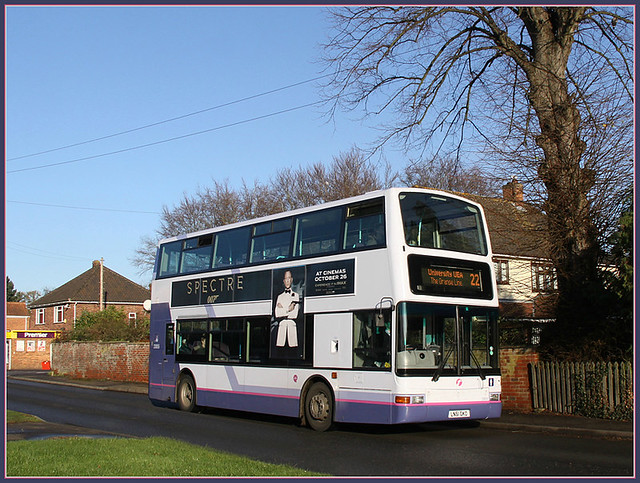 First 33055, Old Catton