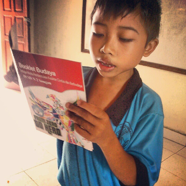 Songan's student read